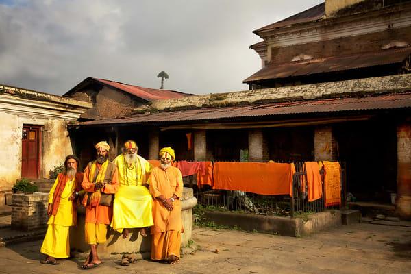 Nepal Sadus Photography Art | nancyney