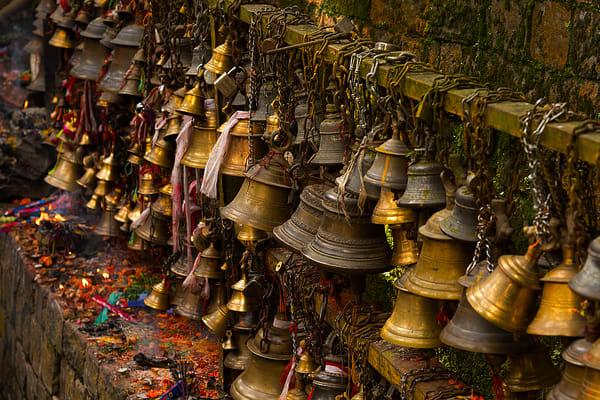 Nepal Bells Photography Art | nancyney