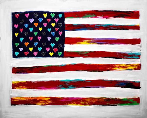American Dream Art | kellymerkurart