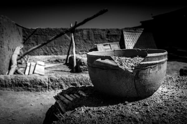 Moroccan Bowl Photography Art | Greg Woods Photography