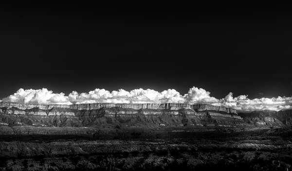 Mexico Wall Of Clouds Photography Art | Greg Woods Photography
