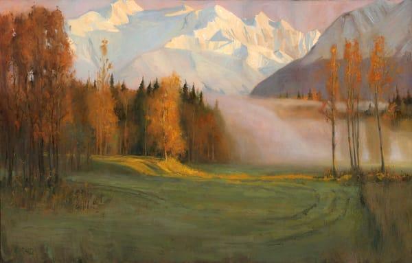 Approaching Mist Art | Studio Girard