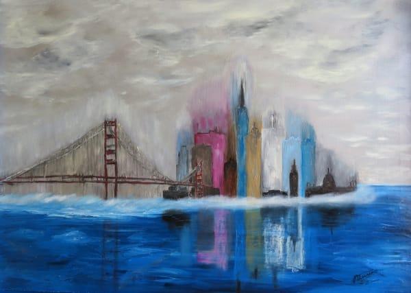 San Francisco Art | Artist Ron Turner
