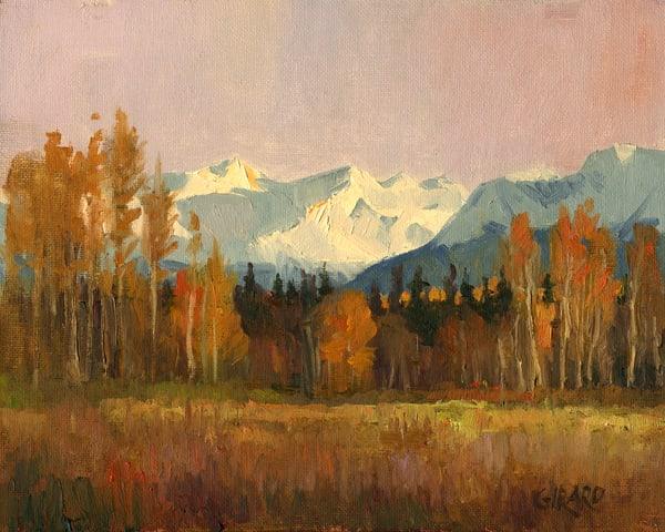 Distant Peaks Art | Studio Girard