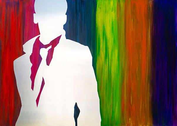 The Quality Of Absence Art | Stuart Bush Studio