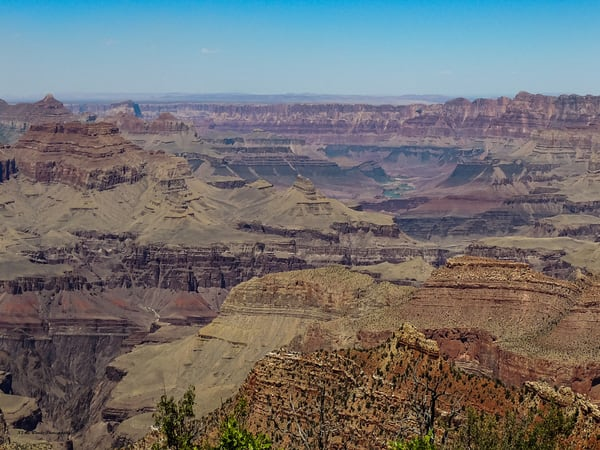 Grand Canyon South Rim Photography Art | N2 the Woods Photography