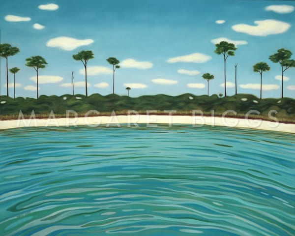 Along The Intercoastal Art   Margaret Biggs Fine Art