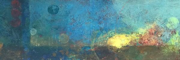 The Rhythms  Of Seeds Art | mariannehornbucklefineart
