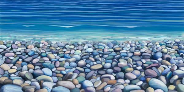 Rocky Shore Art   Margaret Biggs Fine Art