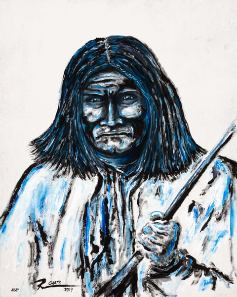 """Goyaałé""   Geronimo Art | GSL ART"