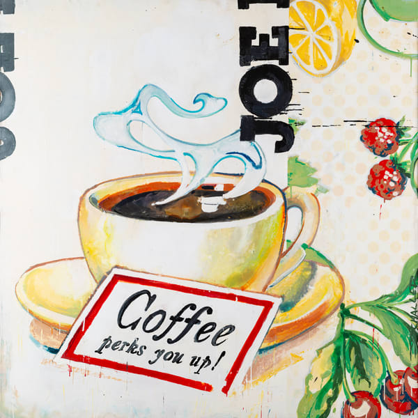 Cup Of Joe Art | Jeff Schaller