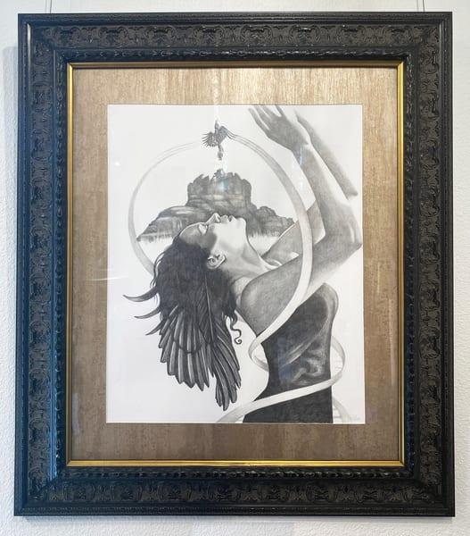 Bell Rock Ancestors Original Art Art | Big Vision Art + Design
