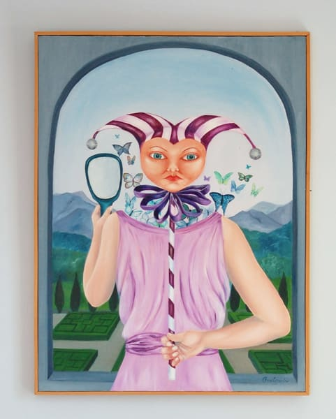 The Introspective Wife Art | PMELArts
