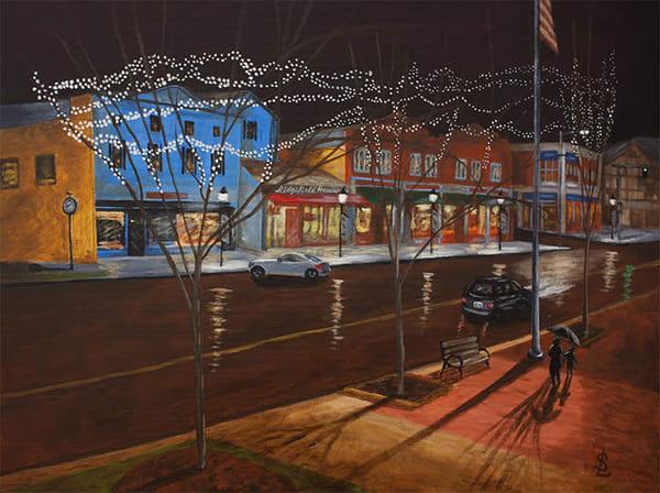 Main Street Ridgefield Ii Art   RPAC Gallery