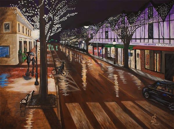 Main Street Ridgefield I Art   RPAC Gallery