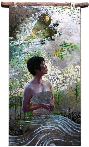 Mosaic Memory Original Art Art | Big Vision Art + Design