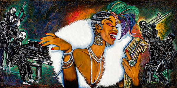 Bayou Blues Art | Jamila Art Gallery