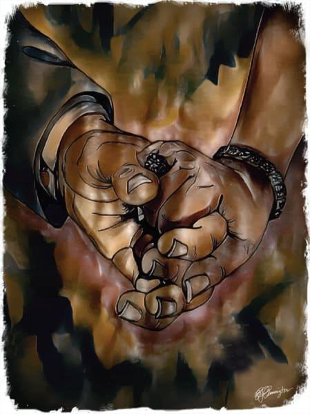 Hands Held