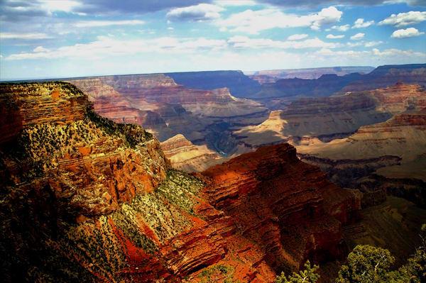 Grand Canyon Rim 3 Art | DocSaundersPhotography