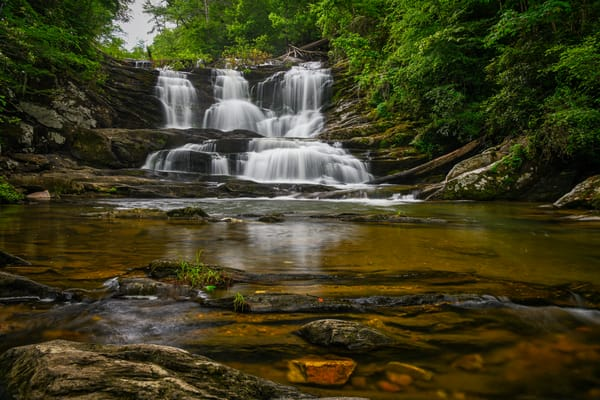 Conasauga Falls - Nantahala Mountains fine-art photography prints