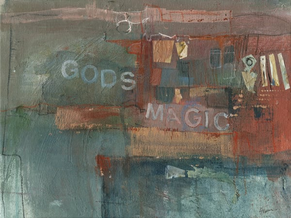 Give Me Your Words : : God's Magic Art | Stephanie Visser Fine Art