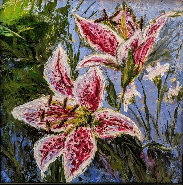 Lillies Art | Carol Moon Art
