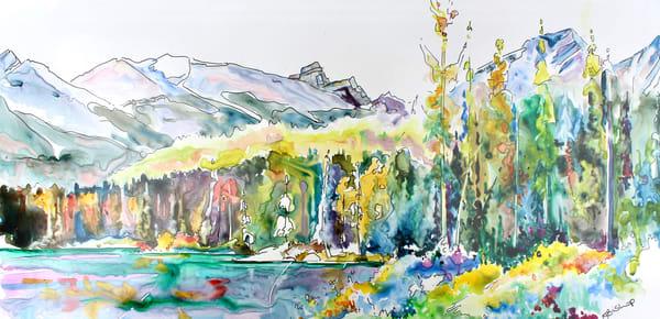 Lake Colours Art | Karen Bishop Artist