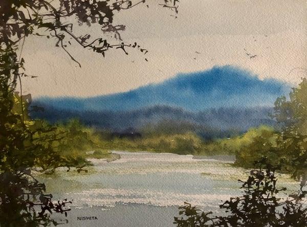 Potomac River, Hancock Art | Nishitas Art
