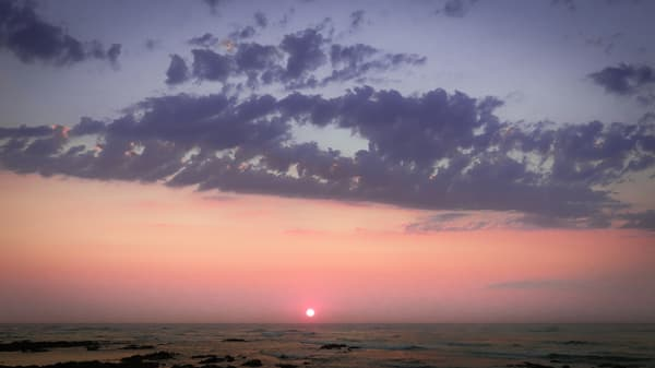 Struisbaai Sunrise South Africa photography collection | Eugene L Brill