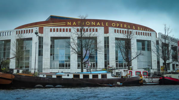 National Opera & Ballet Amsterdam Photography Collection | Eugene L Brill
