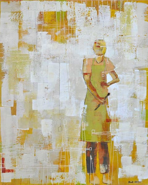 With A Brush Art | Rinat Goren