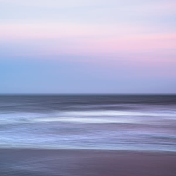 Pastel Horizon - Square