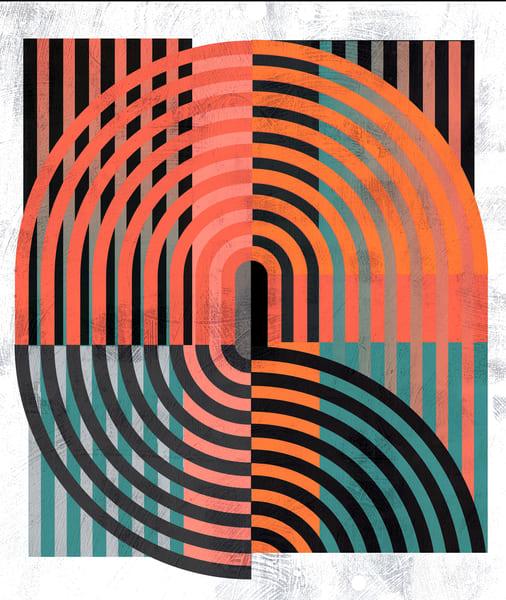 striped art prints, stripes art, 80s art prints, modern art prints, buy 1980's art