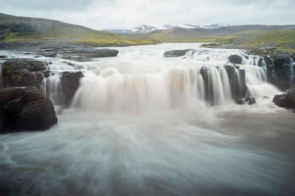Gygjarfoss Waterfall