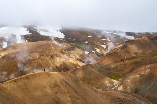 Kerlingarfjöll Mountains