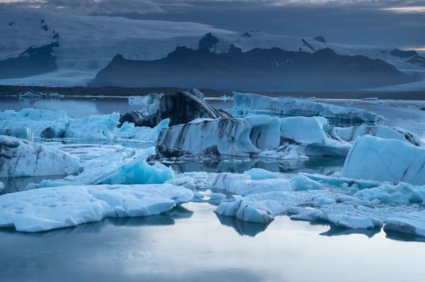 Blue Ice of Jökulsárlón