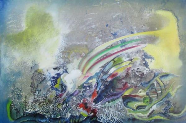 Sea Rainbow Art   Dave Jeffers Artist