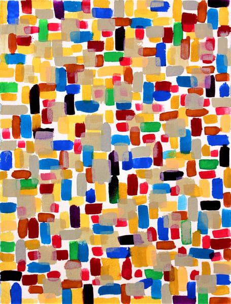 Color Experiment - 2019.096 - Cecil Touchon