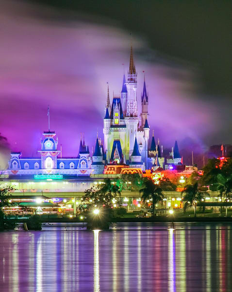 Magic Kingdom Halloween 2007 Photography Art | William Drew Photography