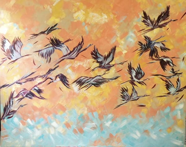 A New Day  Art | Janak Narayan Fine Art