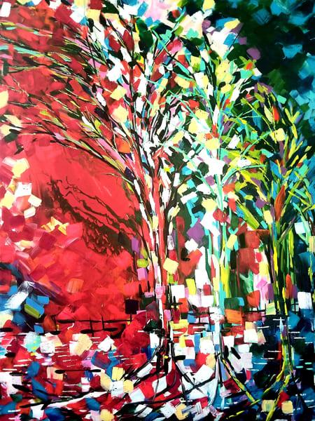 Spring Forward  Art | Janak Narayan Fine Art