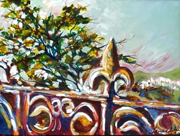 Scenic Overlook Art | Janak Narayan Fine Art