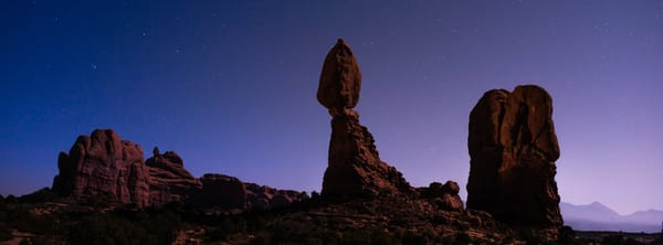 Balance Rock #4 _ The Arches, Utah _ by Varial*