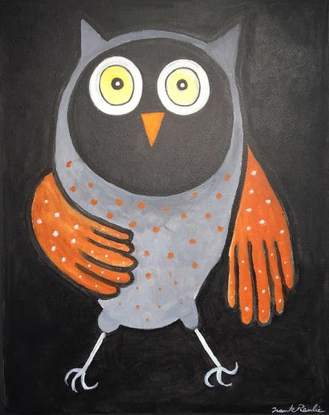 Night Owl 2 Art | Fountainhead Gallery
