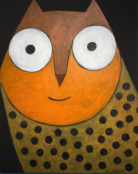 Spotted Owl Art | Fountainhead Gallery