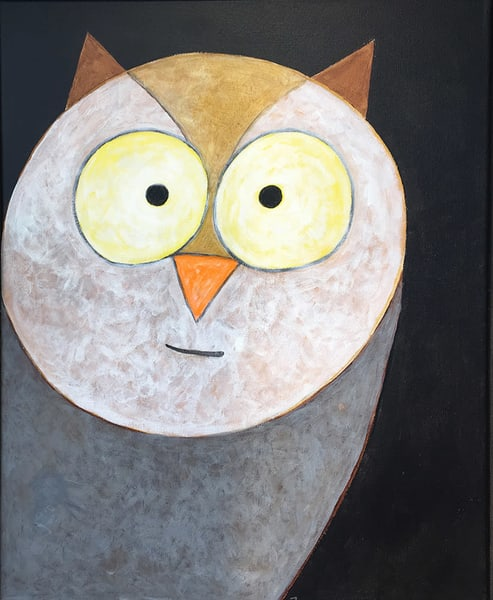 Night Owl Art | Fountainhead Gallery