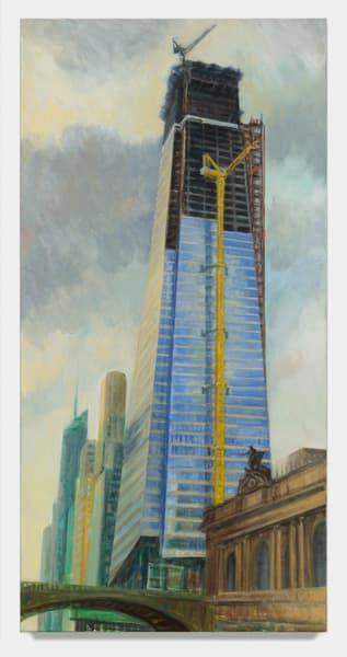 One Vanderbilt From 42nd Street, Looking West, March 2019 Art | Gwyneth Leech