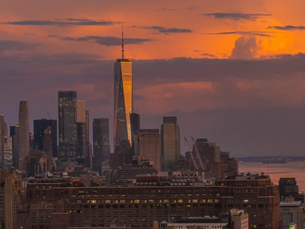 Orange Colored Sky Photography Art   Cid Roberts Photography LLC