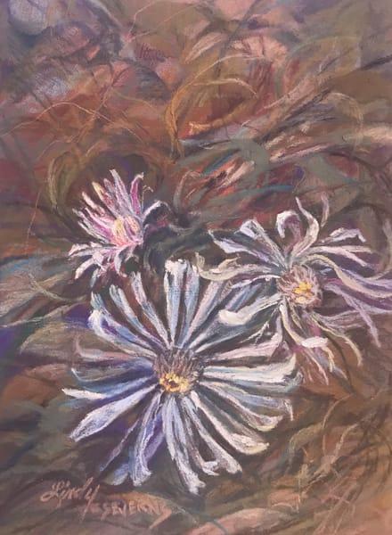 Lindy Cook Severns Art | Buried Treasure, notecard