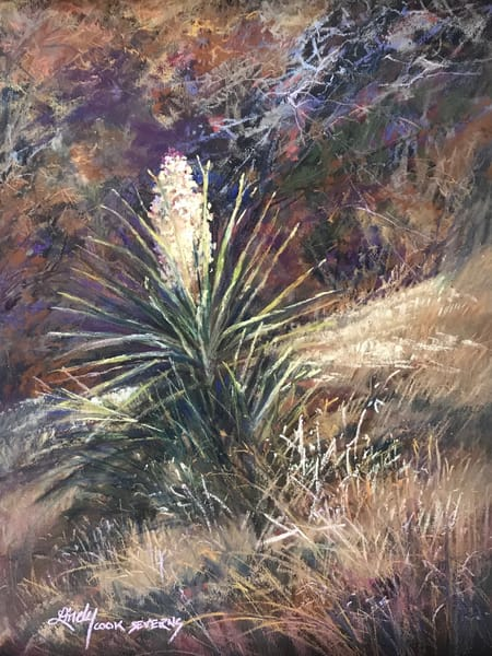 Lindy Cook Severns Art | A Texas Nosegay, large card